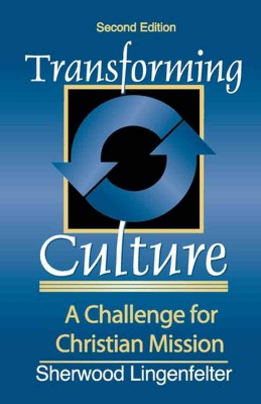 Transforming Culture (2nd Ed) Paperback