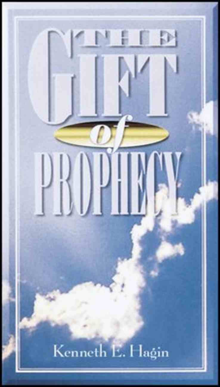 The Gift of Prophecy Paperback