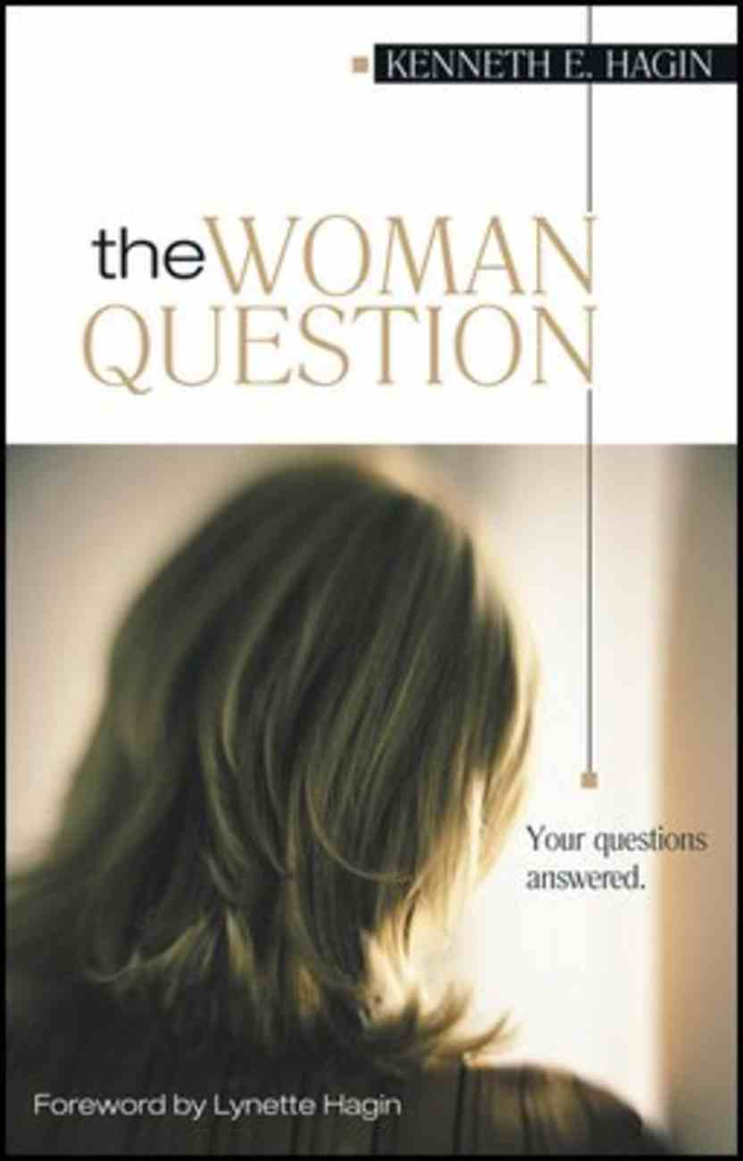 The Woman Question Paperback