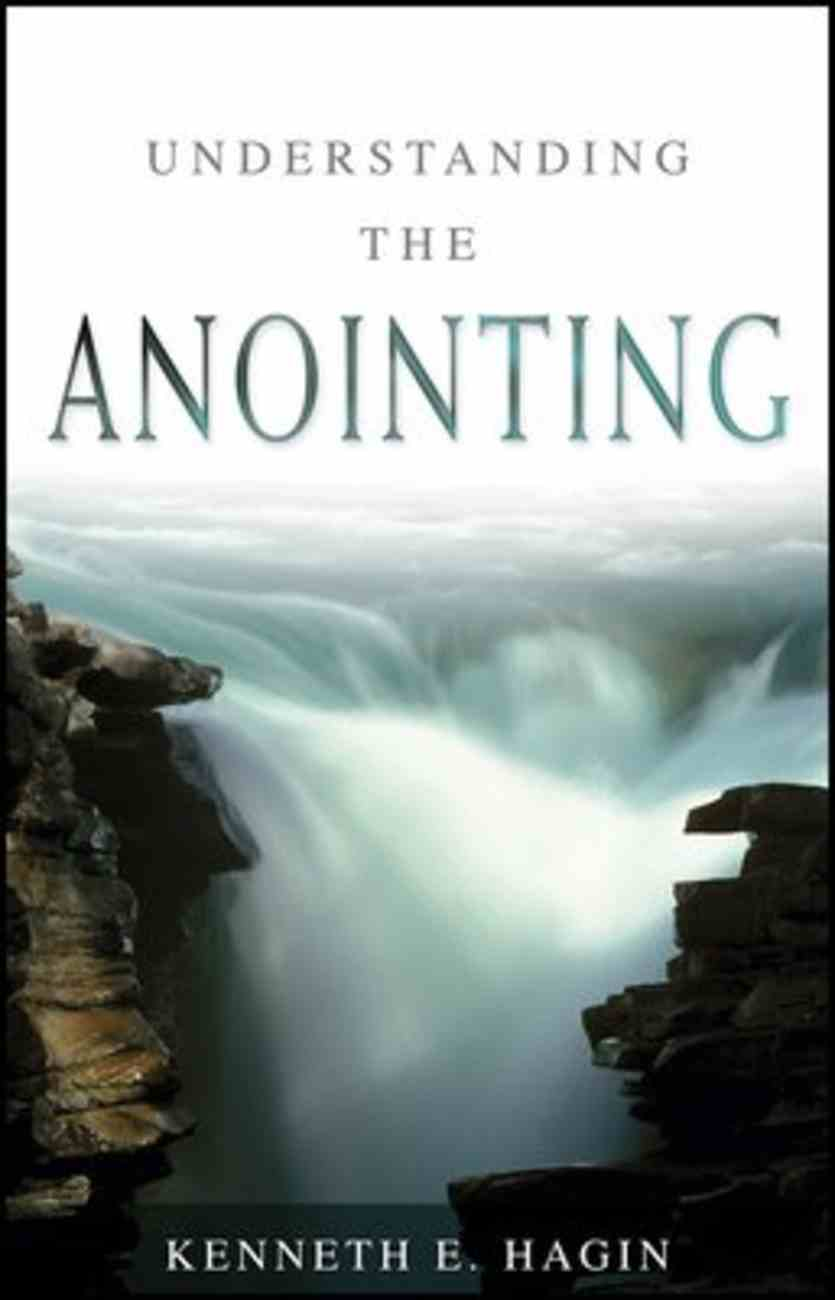 Understanding the Anointing Paperback