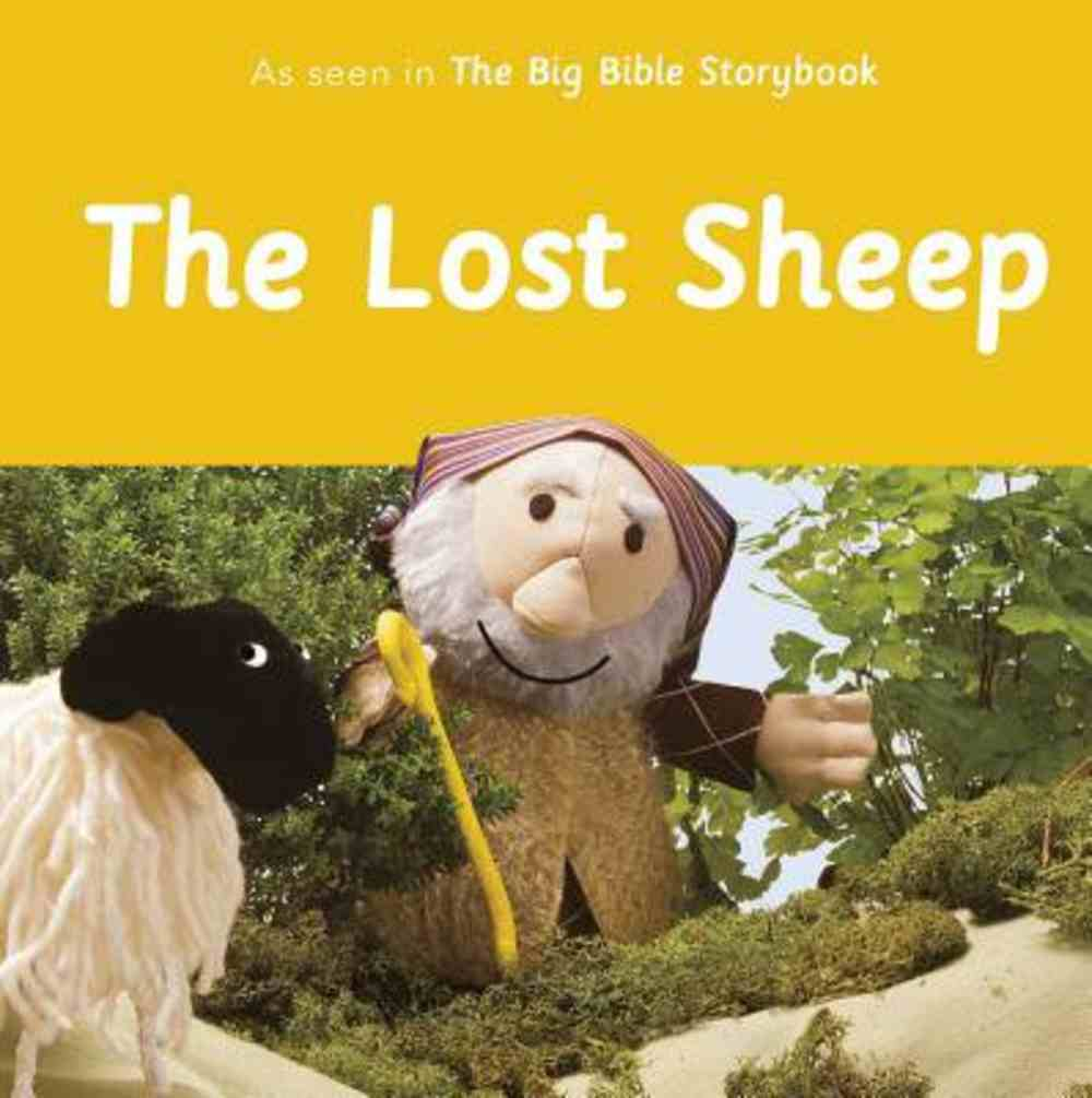 The Lost Sheep (Bible Friends Series) Board Book