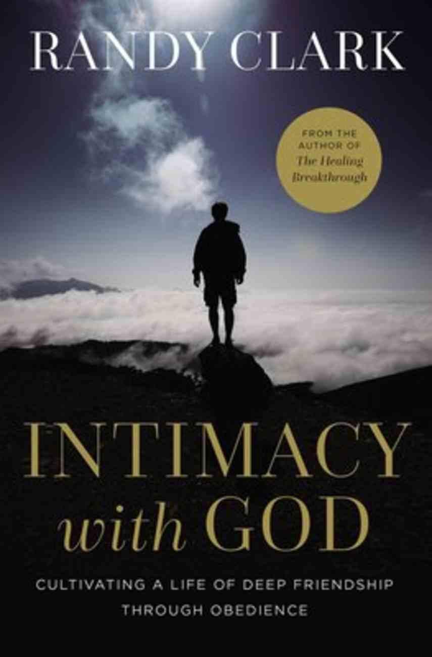 Intimacy With God eBook
