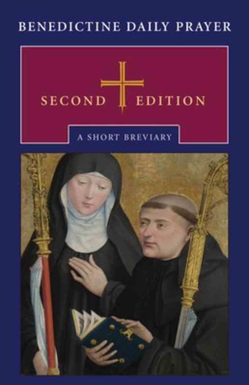 Benedictine Daily Prayer (2nd Edition) Hardback