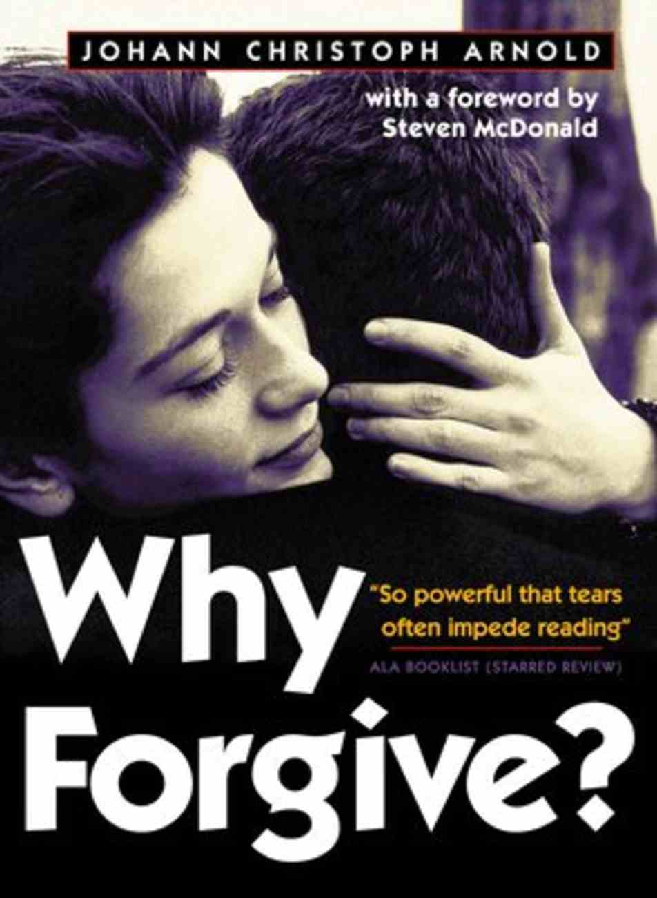 Why Forgive? Paperback