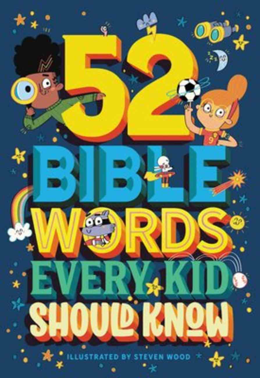 52 Bible Words Every Kid Should Know eBook