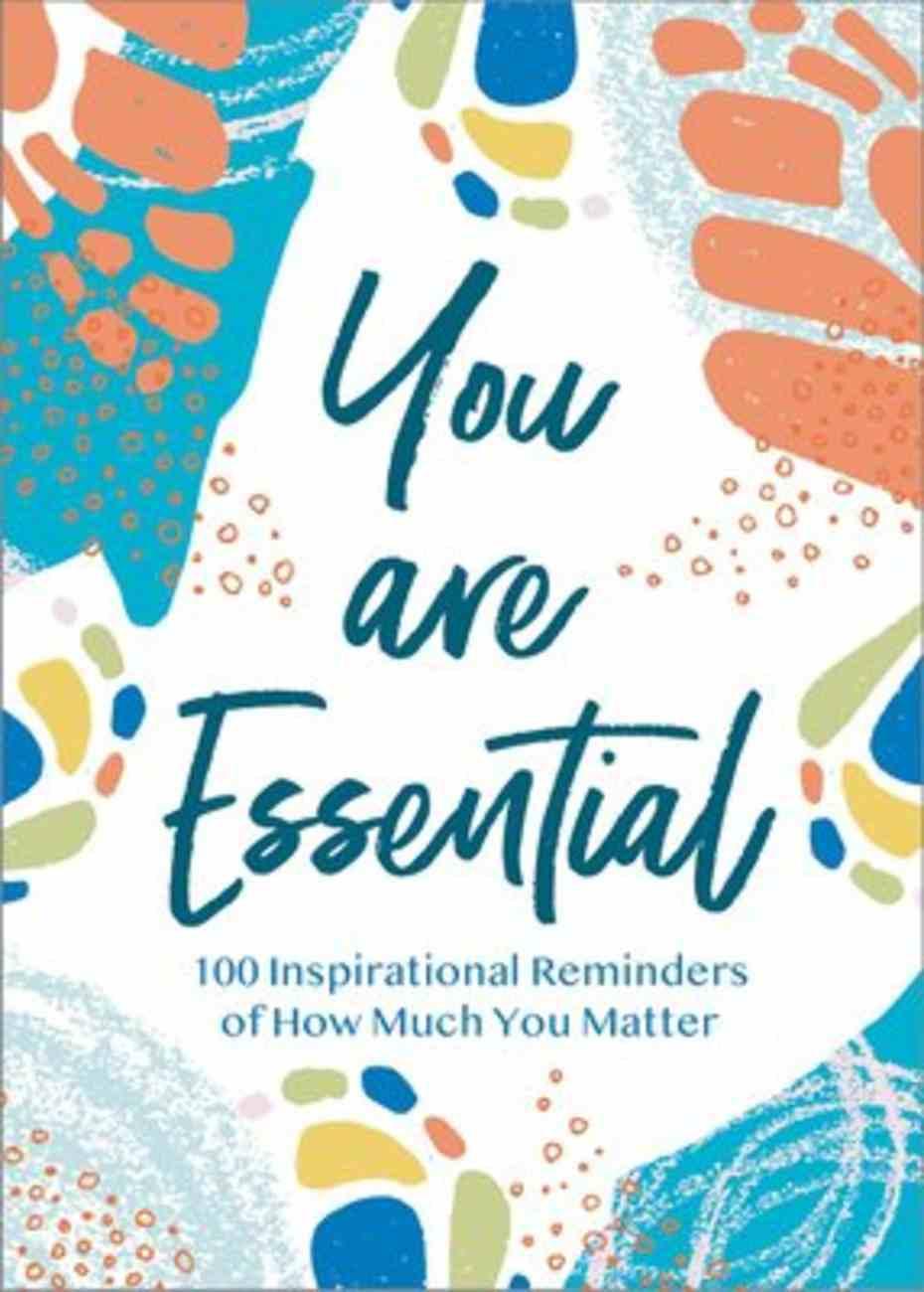 You Are Essential eBook