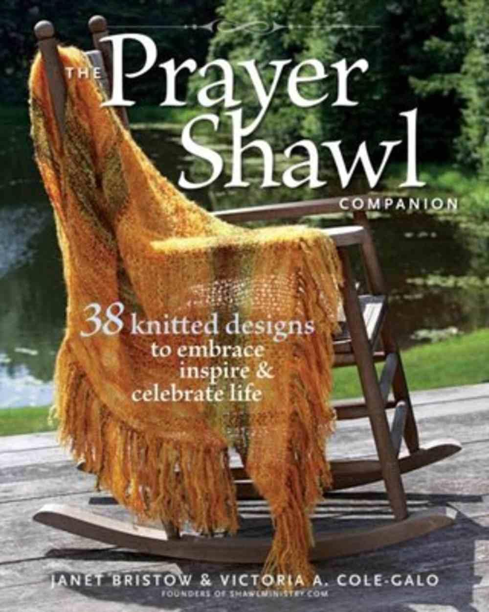The Prayer Shawl Companion Paperback