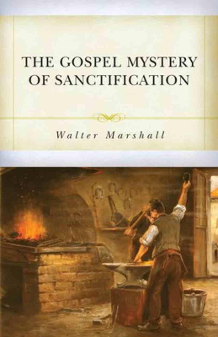 The Gospel Mystery of Sanctification Paperback