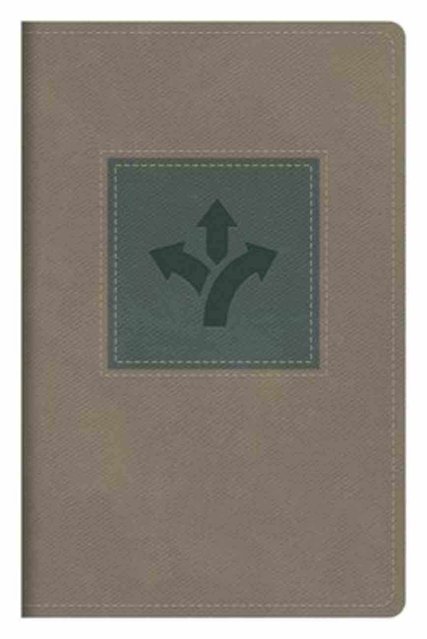 KJV Go-Anywhere Study Bible (Red Letter Edition) (Dicarta) Paperback