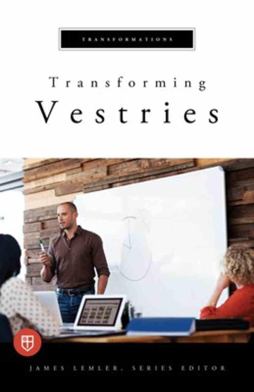 Transforming Vestries Paperback
