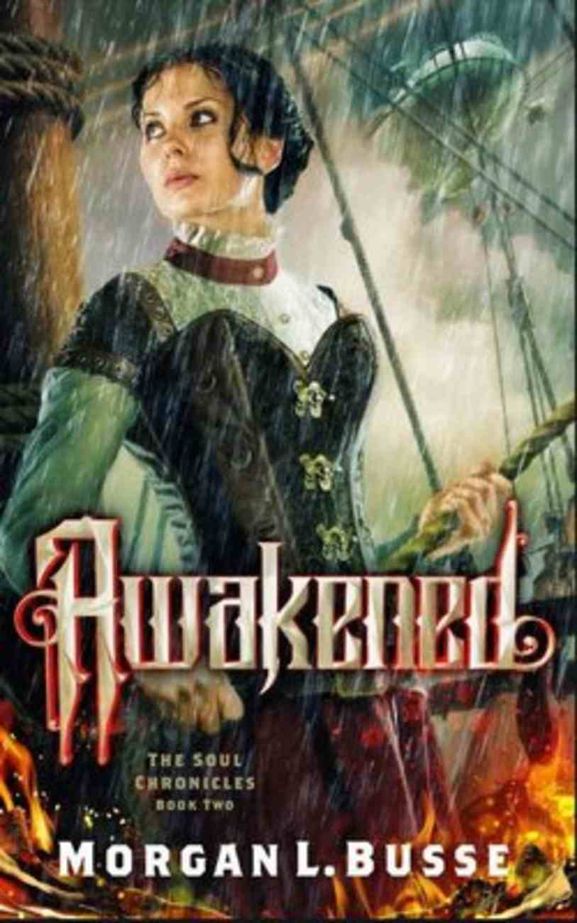 Awakened (#02 in The Soul Chronicles Series) Paperback