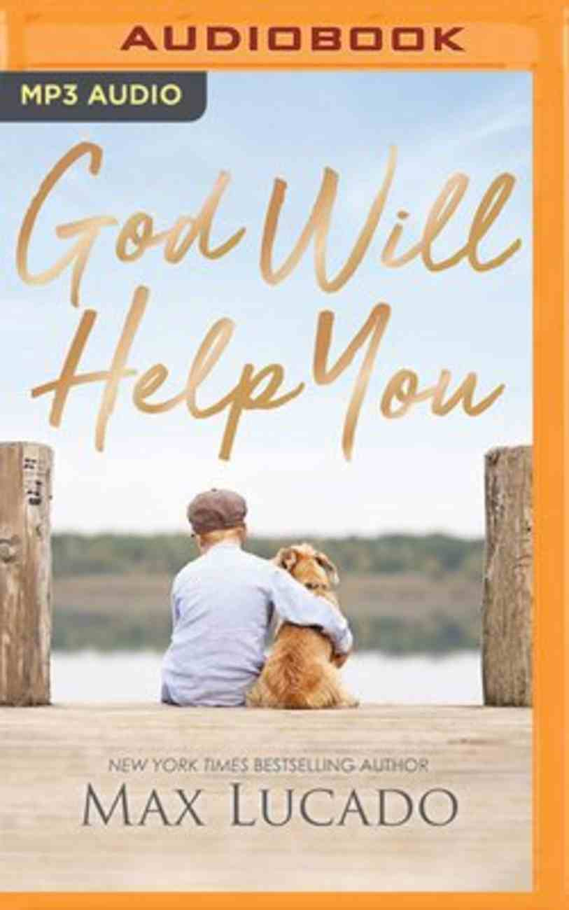 God Will Help You (Unabridged Mp3) CD