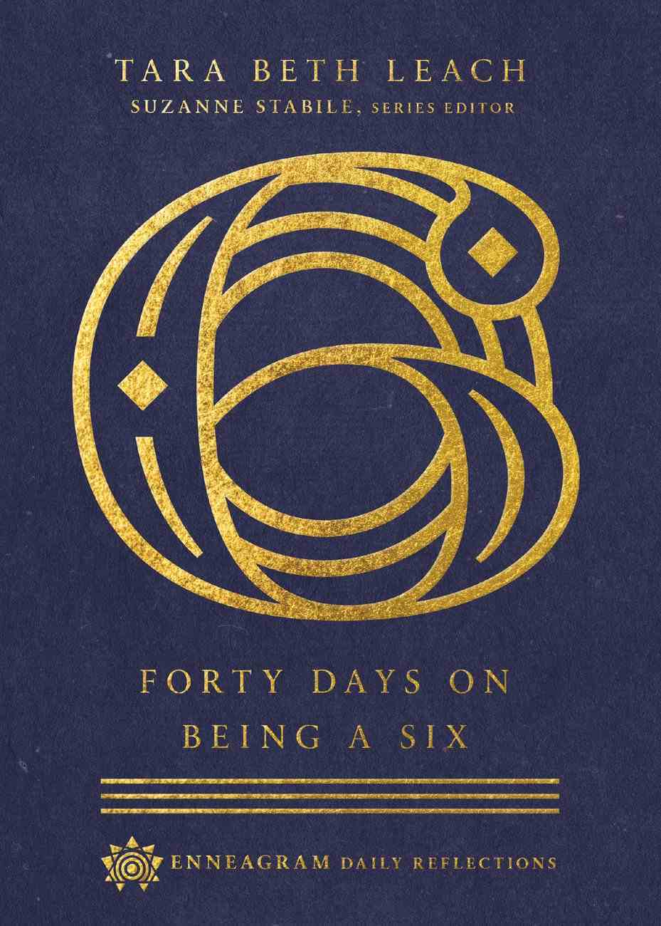 Forty Days on Being a Six Hardback