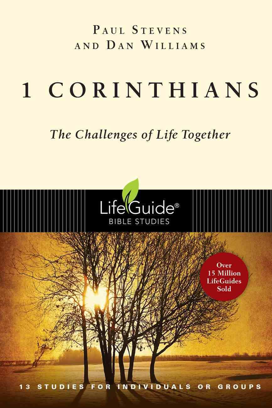 1 Corinthians (Lifeguide Bible Study Series) eBook