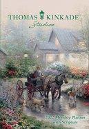 2022 Thomas Kinkade Pocket Diary/Planner: Studios Monthly With Scripture Calendar
