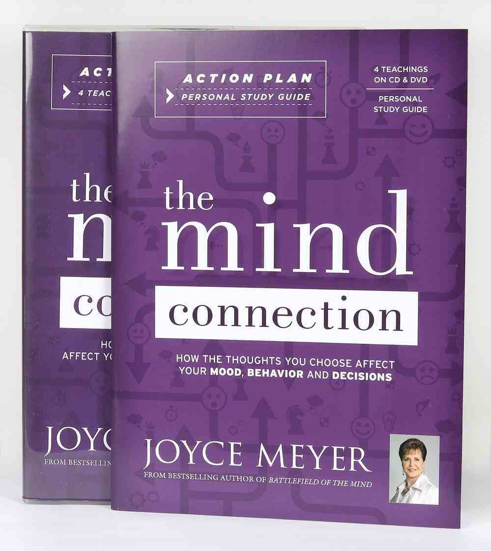 The Mind Connection Action Plan (Kit Includes 4 Sessions On Cd And Dvd, Study Guide) Pack
