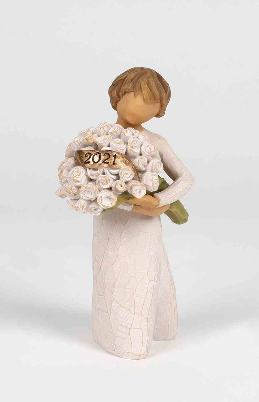 Willow Tree Figurine: Bountiful 2021, Celebrate the Year! Homeware