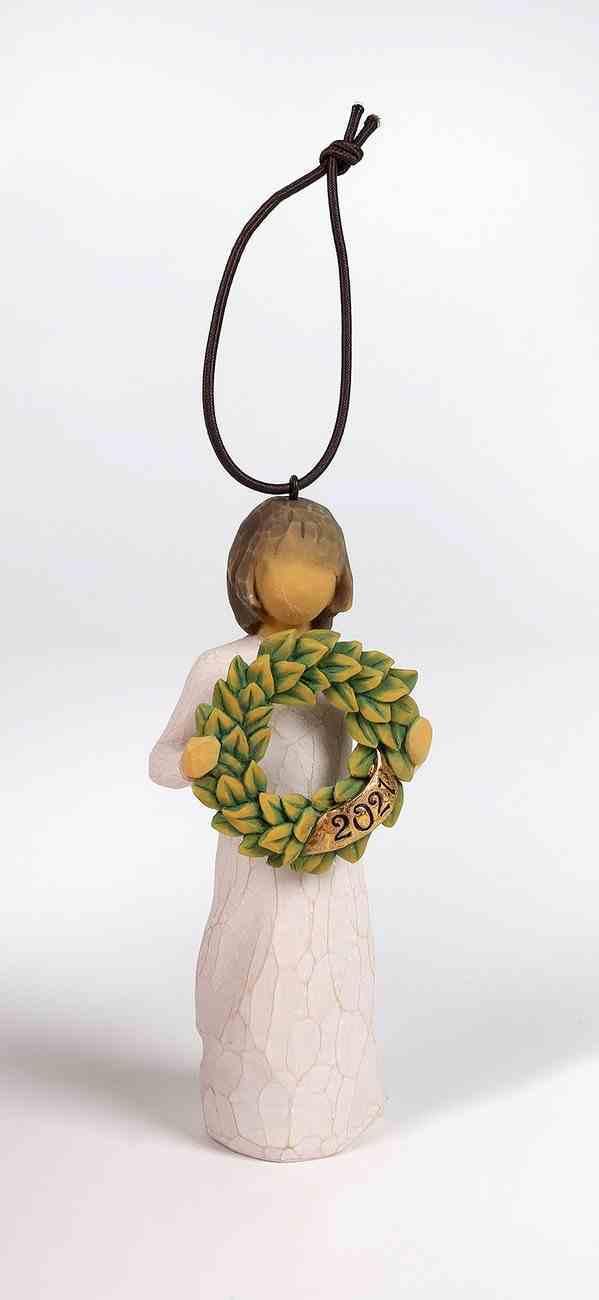 Willow Tree Figurine: 2021 Ornament, Welcoming Possibilities Homeware