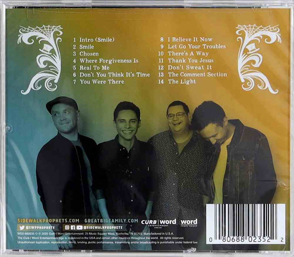 Things That Got You Here CD