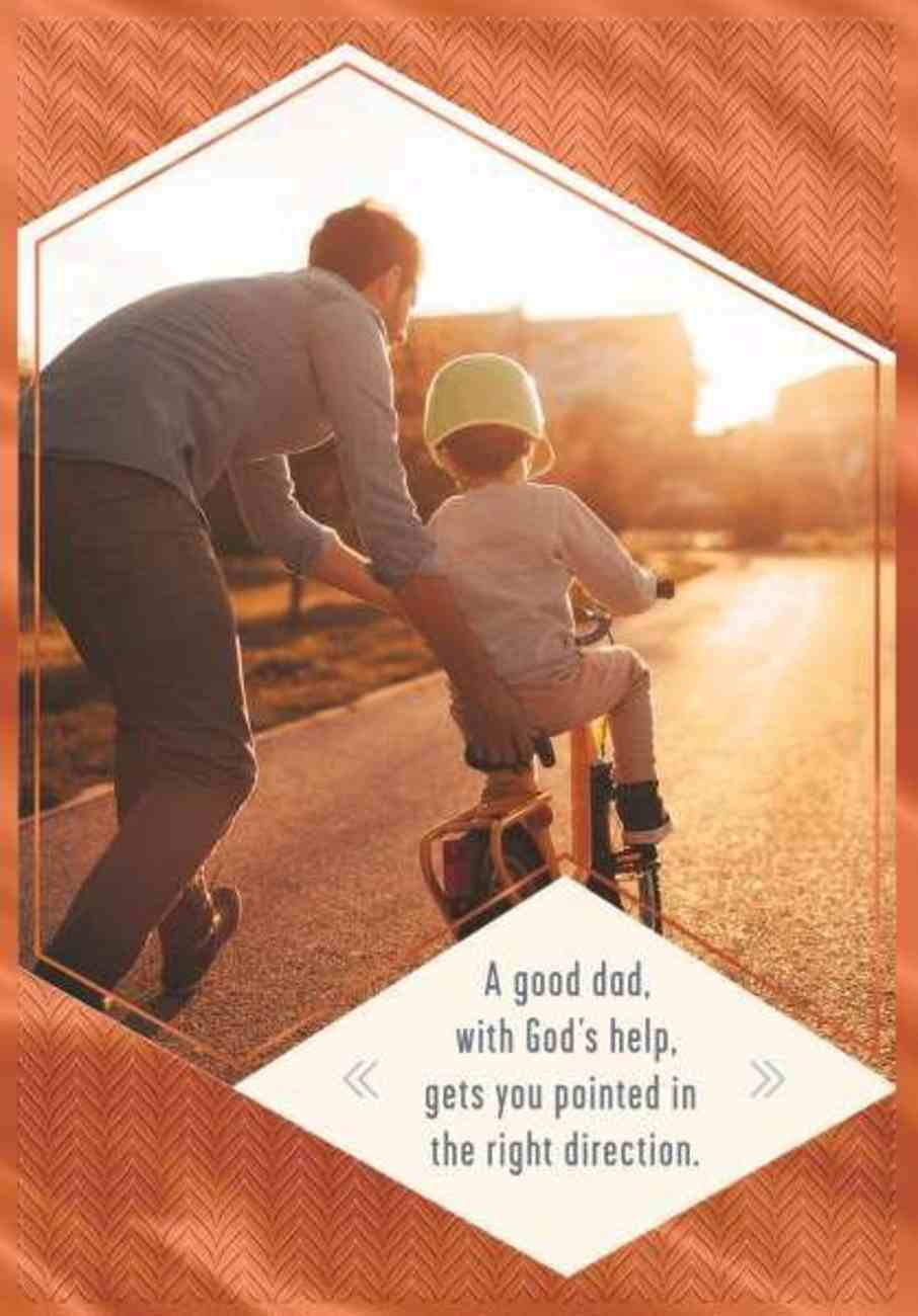 Father's Day - a Good Dad (Proverbs 22: 6 Kjv) Cards