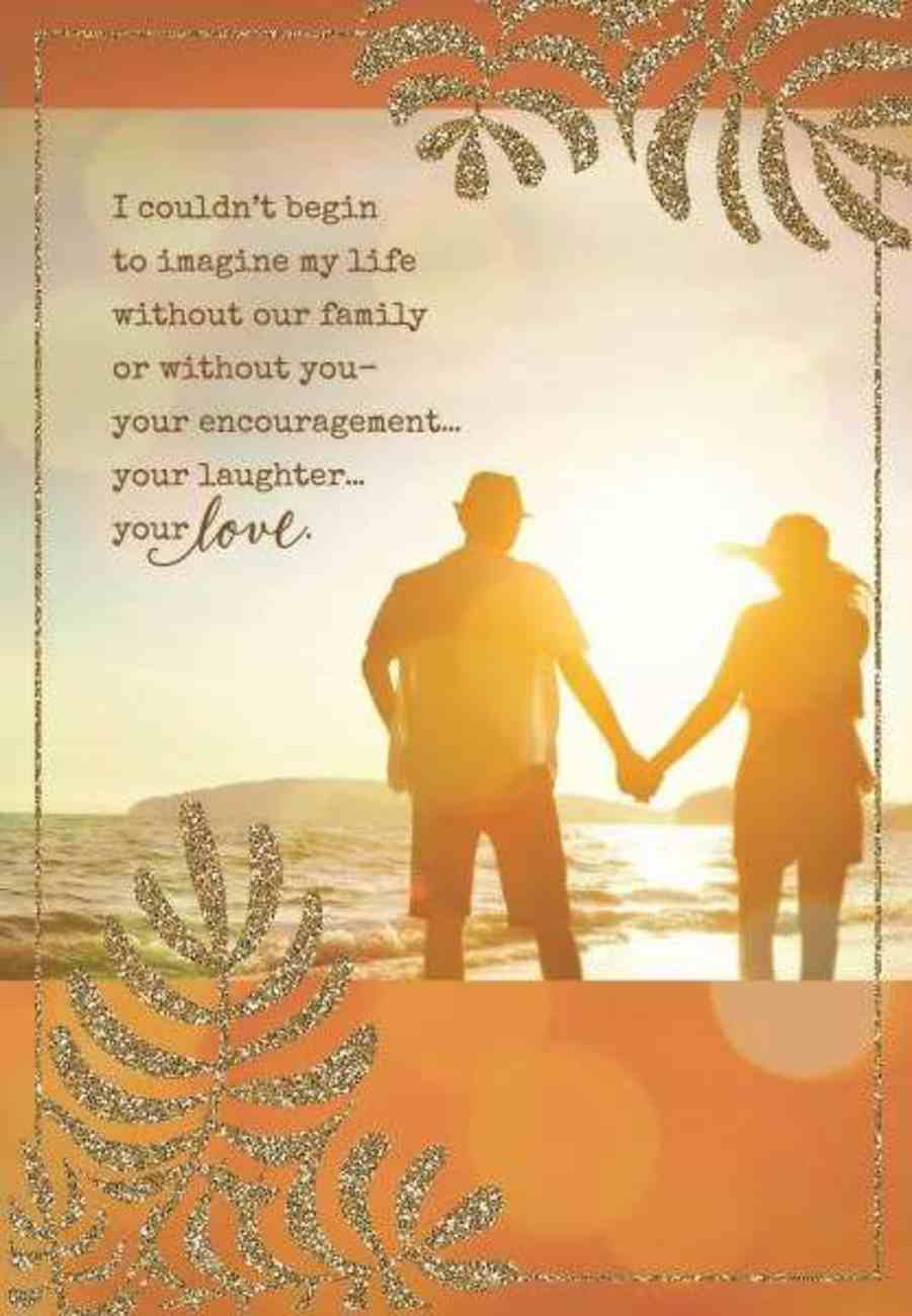 Father's Day - Husband (Phil 1: 7 Nlt) Cards