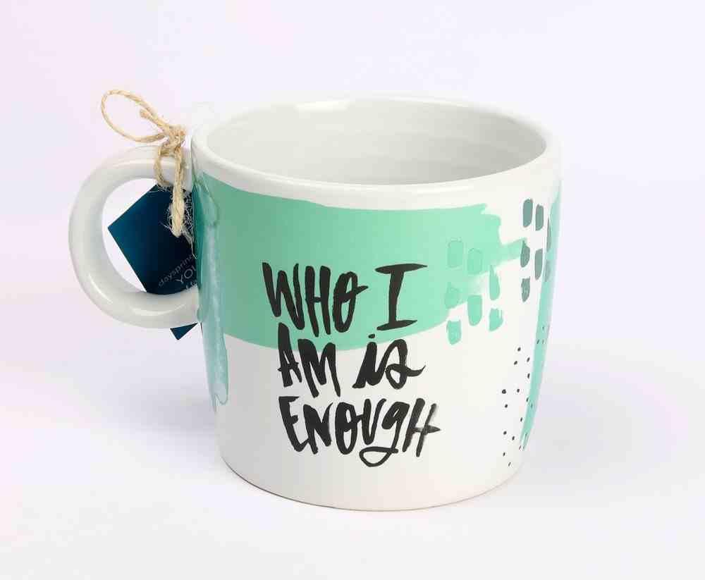 Ceramic Mug : Enough (473ml) (Katygirl Series) Homeware