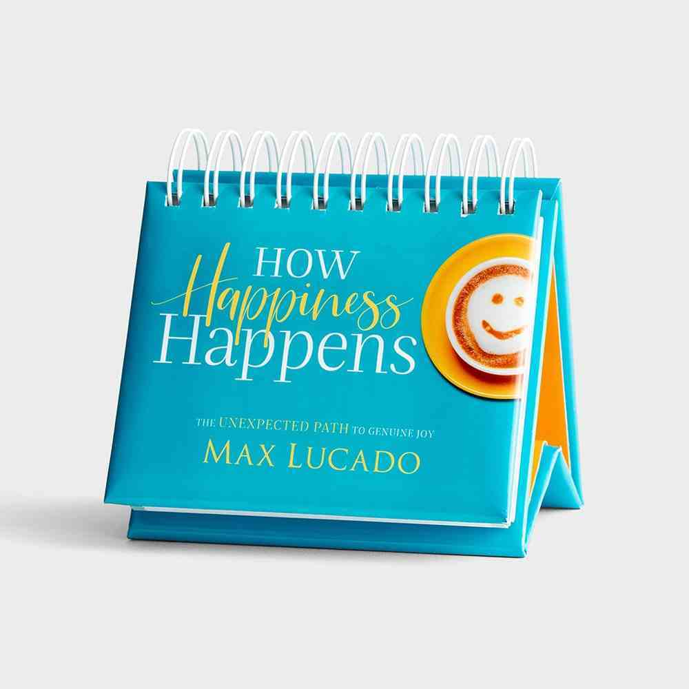 Daybrighteners: How Happiness Happens Spiral