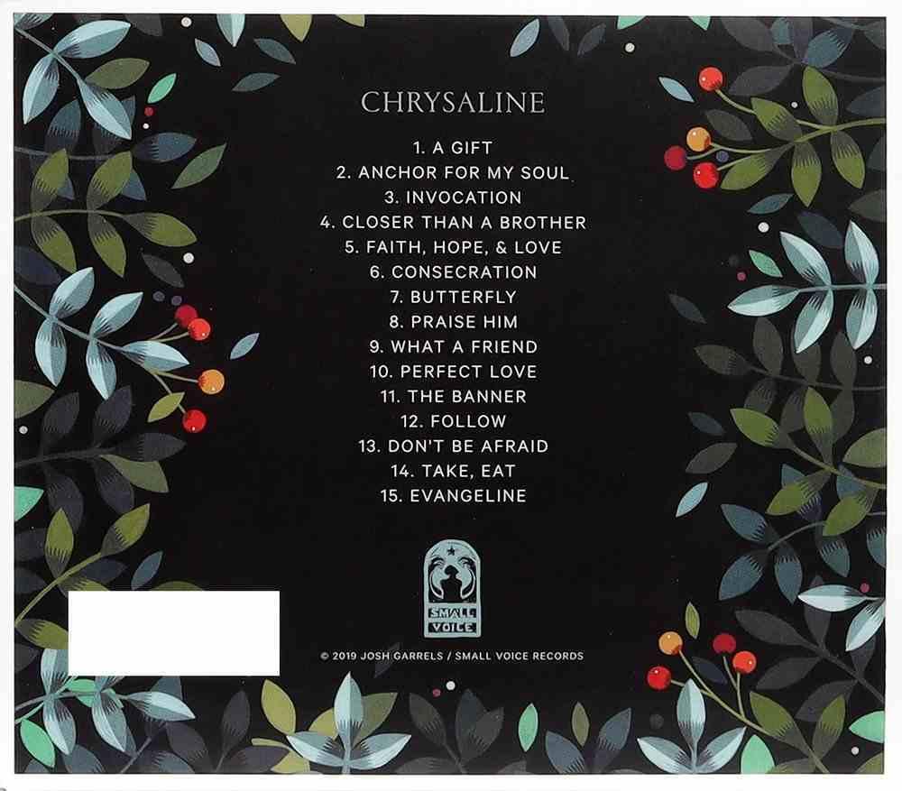 Chrysaline CD