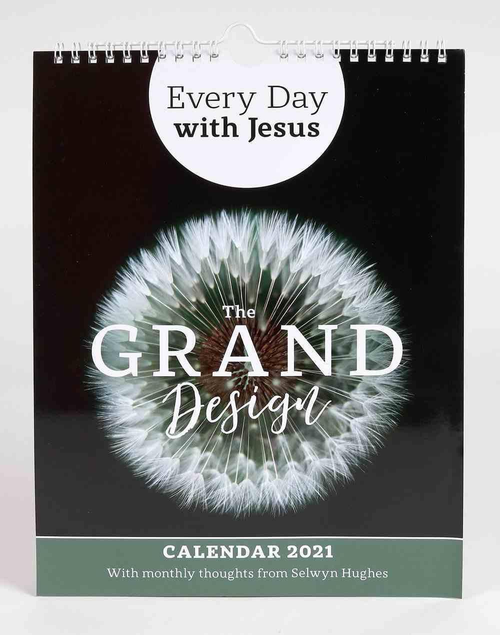 2021 EDWJ Calendar: The Grand Design Calendar