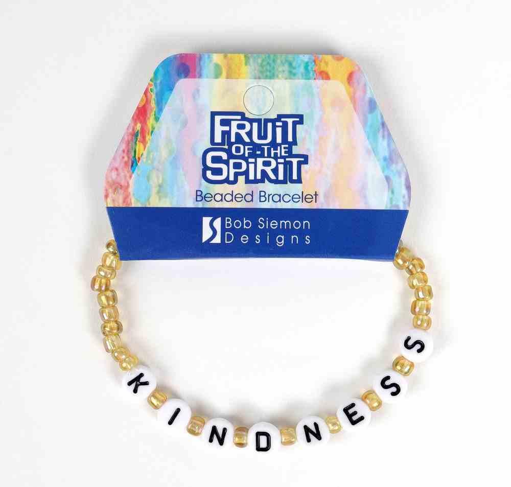 Fruit of Spirit Bracelet: Kindness Jewellery