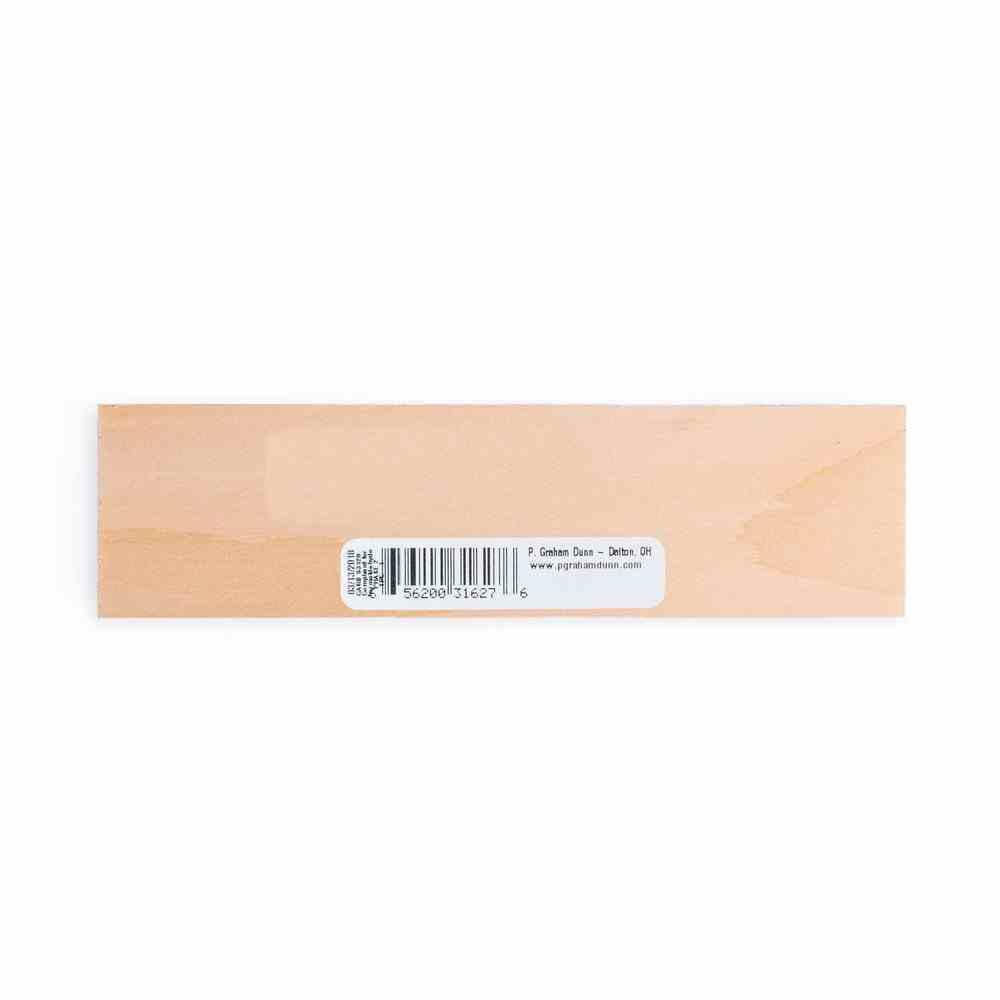 Tabletop Decor : Great in Thy Faithfulness (Pine) (Vintage Praise Series) Homeware