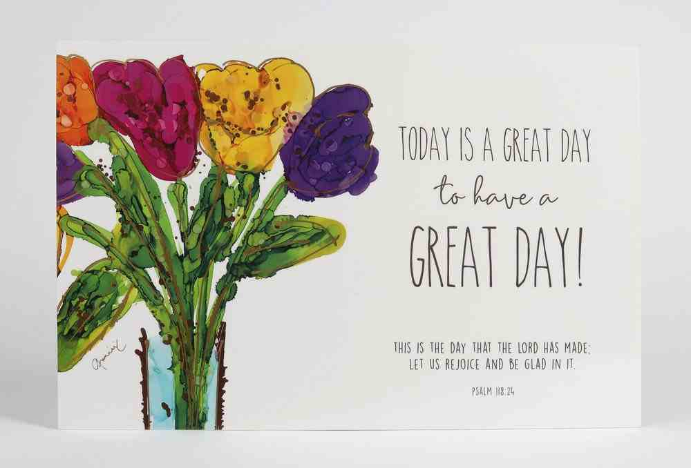 Poster Small: Great Day Poster
