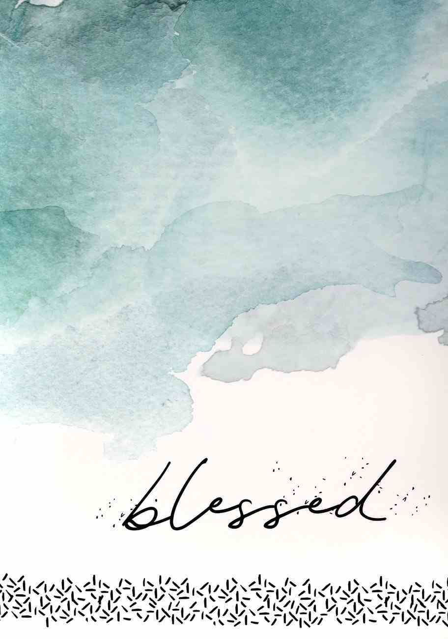Poster Large: Blessed Poster