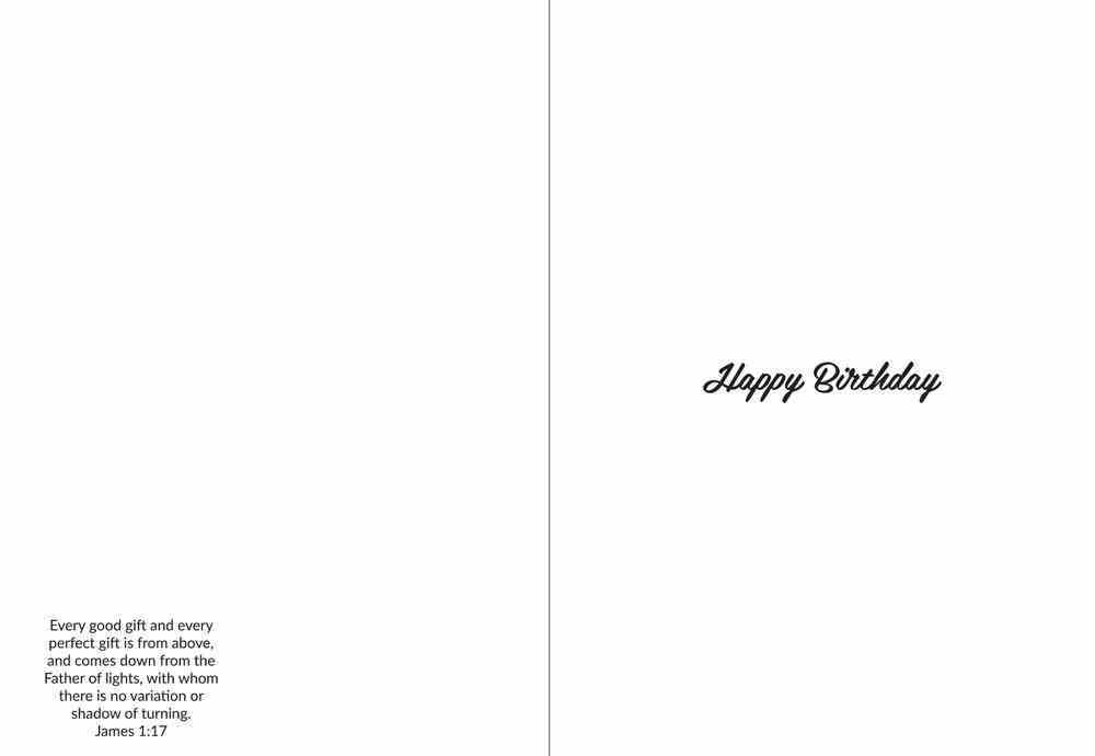 Happy Birthday (Native Floral) Cards