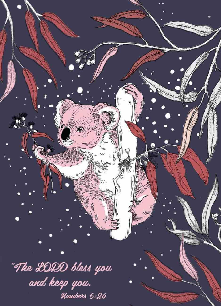 Great is His Faithfulness (Night Koala) Cards