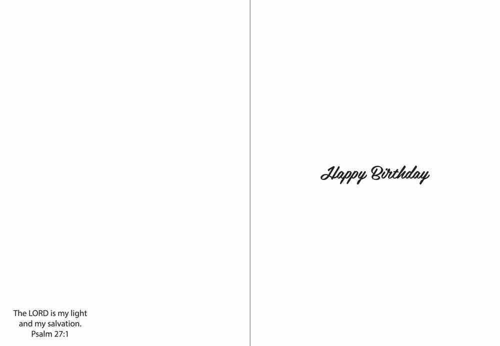 Happy Birthday (Budgie) Cards
