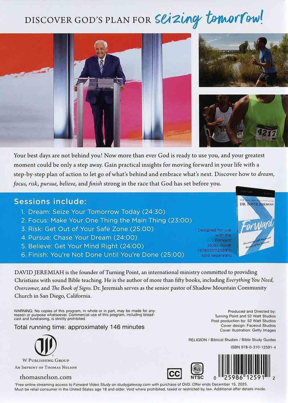 Forward DVD (Video Study) DVD