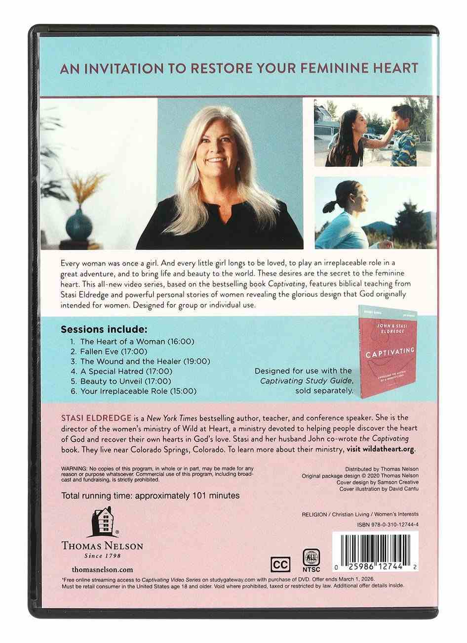 Captivating: Unveiling the Mystery of a Woman's Soul (Video Study) DVD