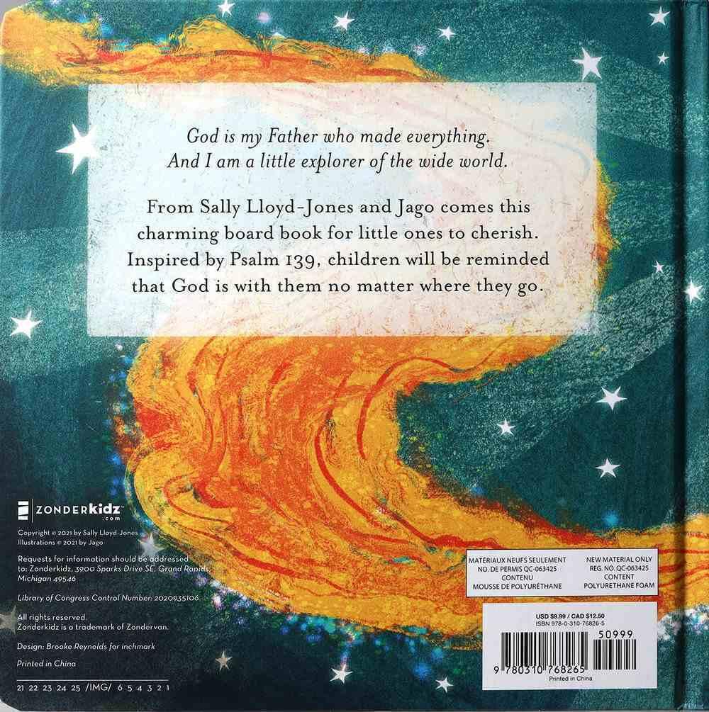 Near: Psalm 139 Board Book