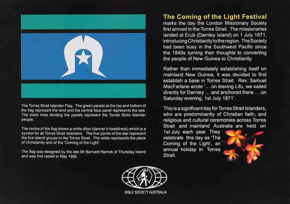 Tract Coming of the Light (Yumplatok) Booklet