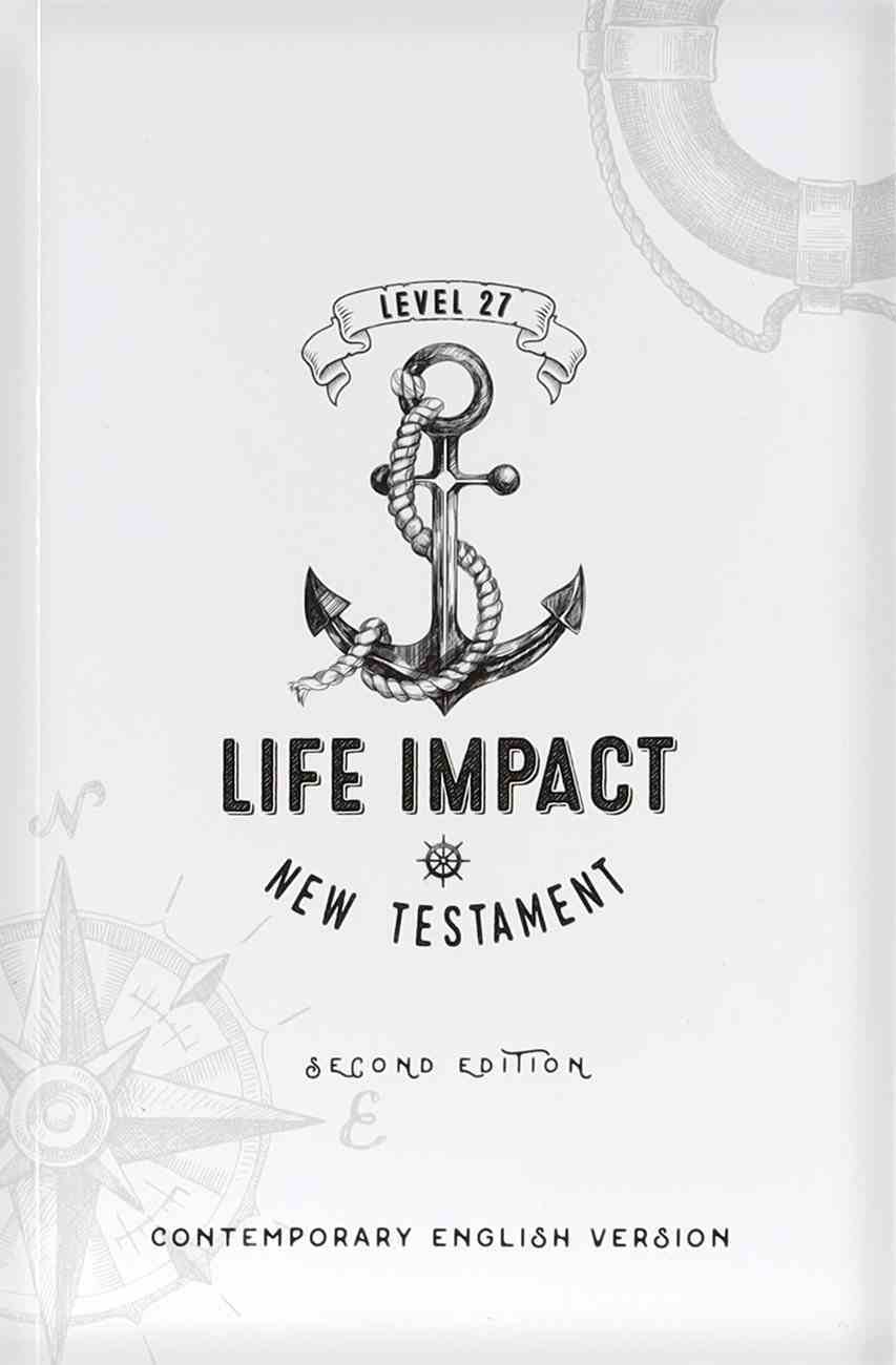 CEV Level 27 Life Impact New Testament 2020 Paperback