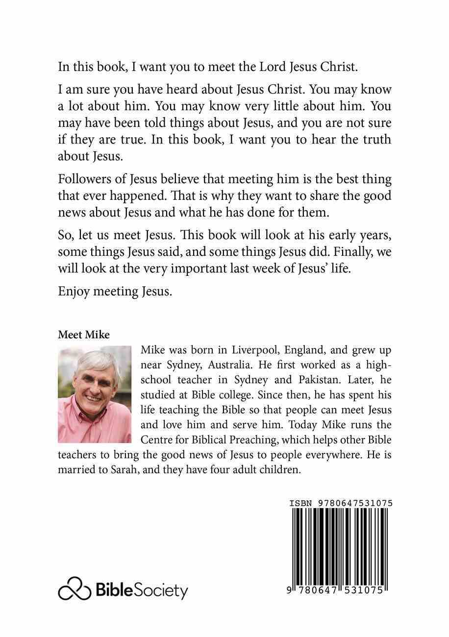 Meet Jesus: 2nd Edition Paperback