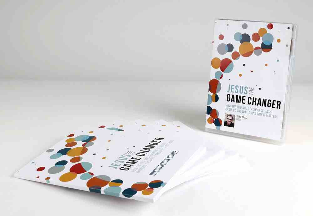 Jesus the Game Changer Season One (Small Group Pack) Pack