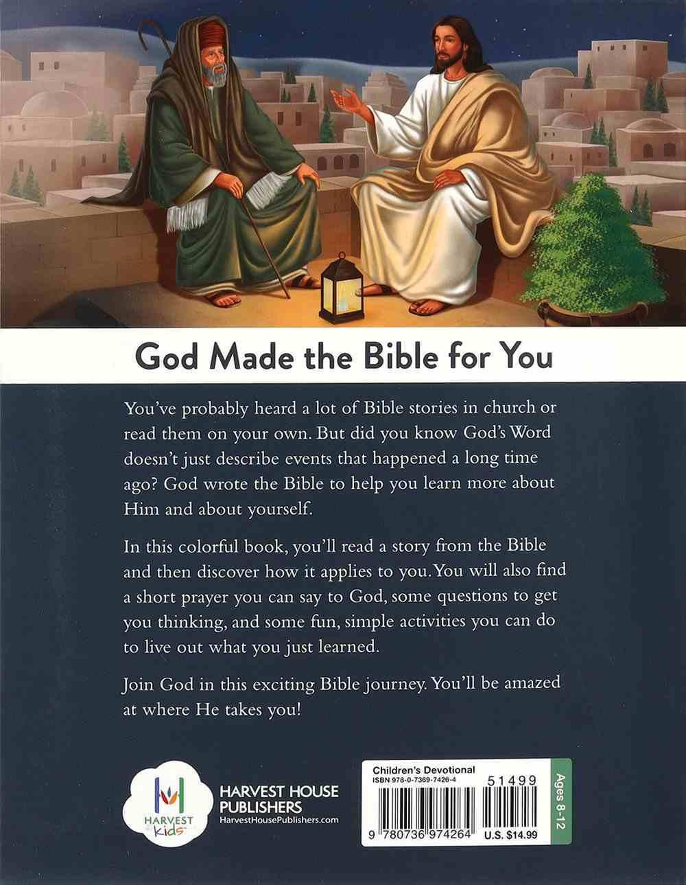 The Complete Illustrated Children's Bible Devotional Hardback