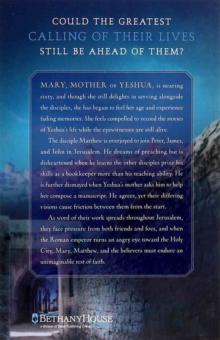 A Woman of Words (#03 in Jerusalem Road Series) Paperback
