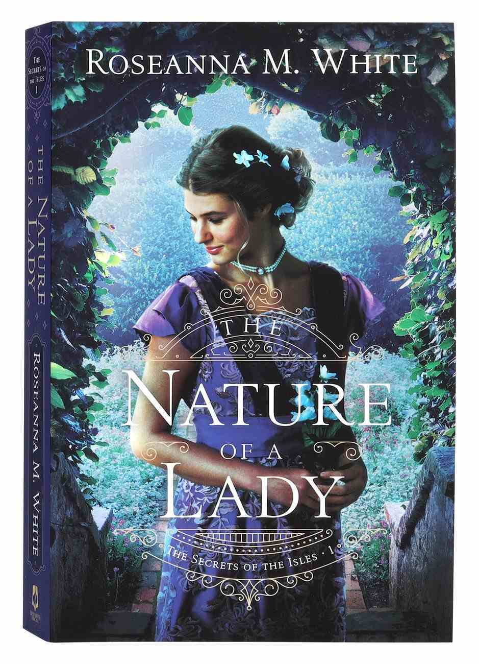 The Nature of a Lady (#01 in Secrets Of The Isles Series) Paperback