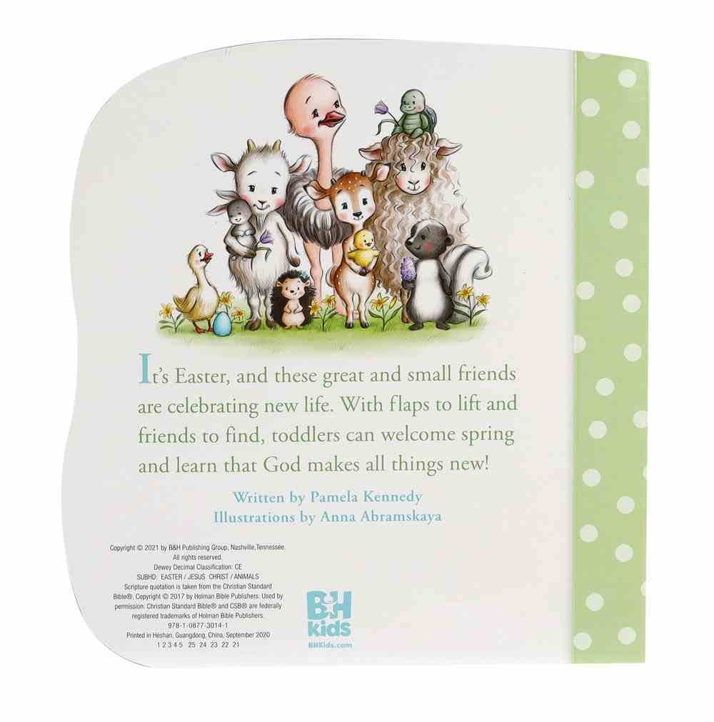 Great and Small Easter Board Book