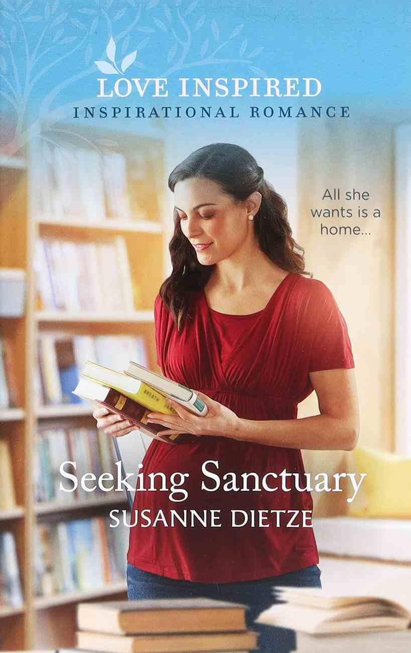 Seeking Sanctuary (Widow's Peak Creek) (Love Inspired Series) Mass Market