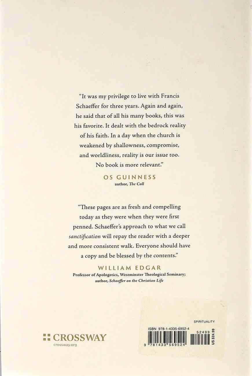 True Spirituality (Francis A Schaeffer Classic Series) Hardback