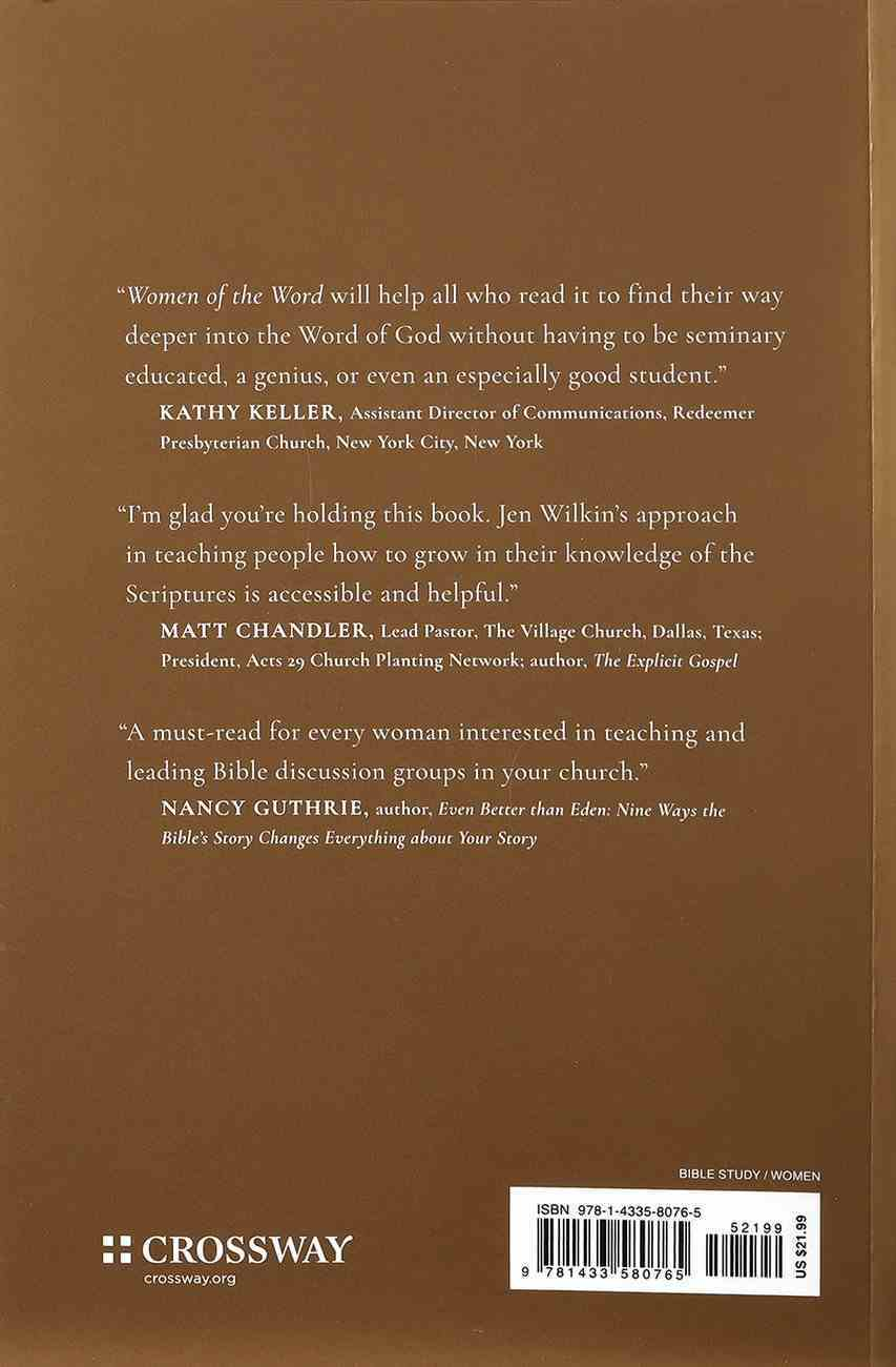 Women of the Word (Gift Edition) Paperback